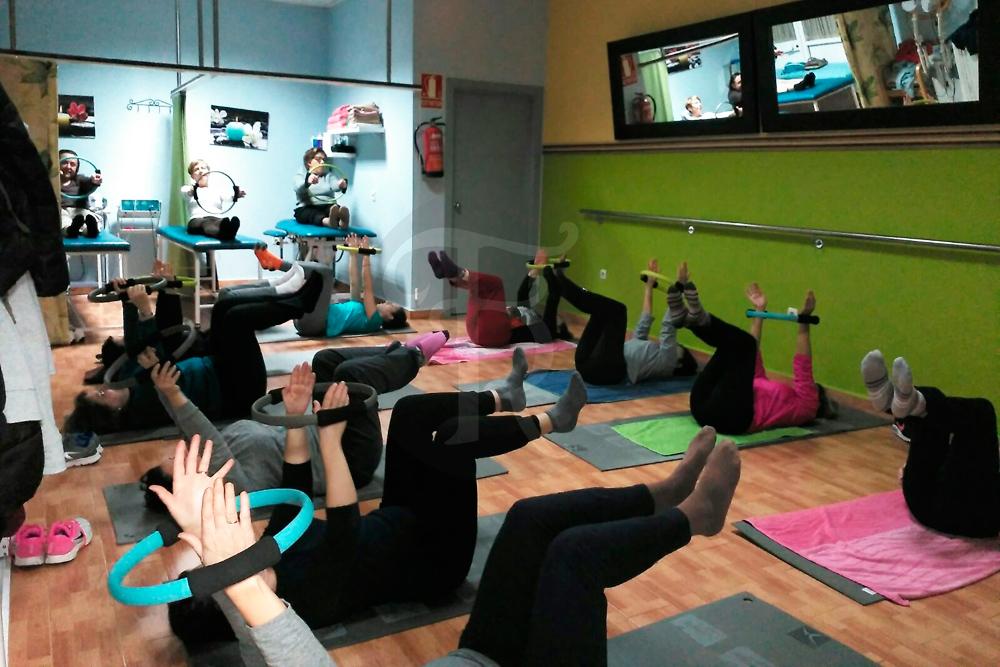 Escuela de Espalda y Pilates